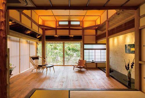 インテリアコーディネーションコンテスト、歴史ある純和風建築が大臣賞受賞