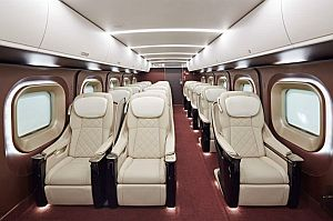 北陸新幹線E7系W7系グランクラス、車内サービス内容決定! 地域特性生かす