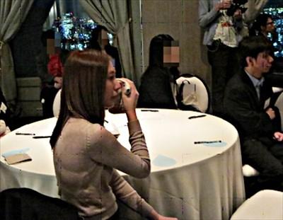 東京都・初台で、涙を流す婚活イベント「涙婚」開催