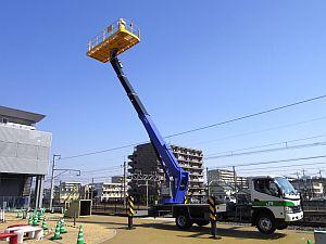 鉄道博物館に鉄道関連車両集結! 3/21「働く自動車展」