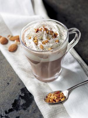 セガフレードに豆乳ベースのホットチョコレートドリンクが登場