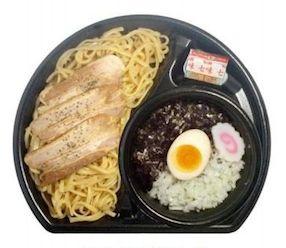 ファミリーマート、俺のシリーズより「俺の つけ麺(豚骨黒マー油)」発売