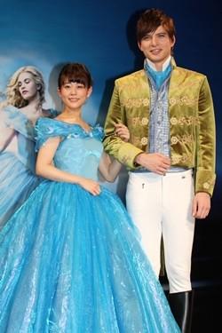 高畑充希憧れのシンデレラ風ドレスに夢心地幸せです 城田優は王子