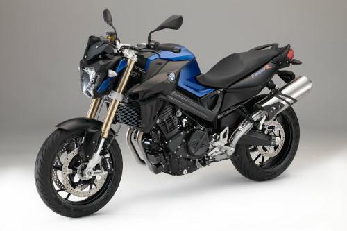 BMWモトラッド「F 800 R」ミドルクラスモデルをフルモデルチェンジして発売