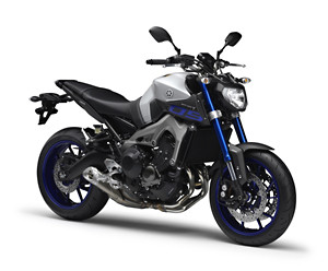 ヤマハ、スポーツバイク「MT-09 ABS」「MT-07 ABS」に新色を追加