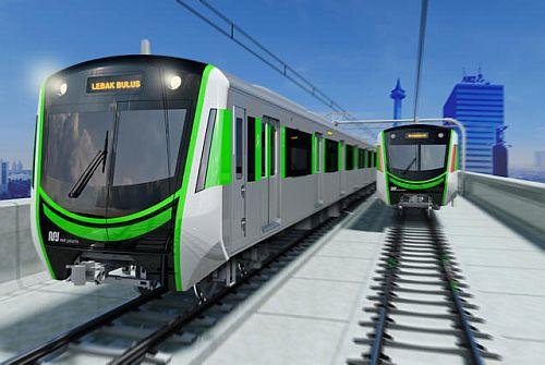 インドネシアの日本製新車は20年ぶり、日本車輌・住友商事が地下鉄車両受注