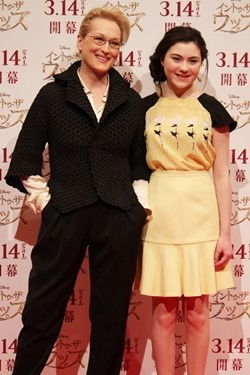 赤ずきん役のリラ、ジョニー・デップとの共演秘話を告白「忘れられない」