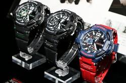 5e694f74c8 カシオ2015年春夏の時計新製品発表会「G-SHOCK」「PRO TREK」編 - 高機能 ...