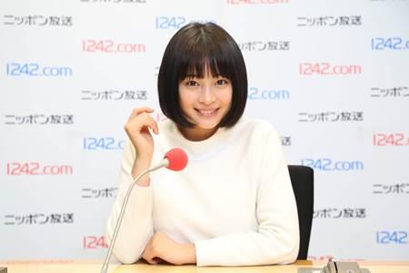 広瀬すず、ANNパーソナリティー初挑戦!「レギュラーになれるように頑張る」