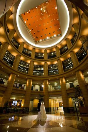 中心にパワーを秘めた福岡県のホテルでホテチューすると幸せになれる!?