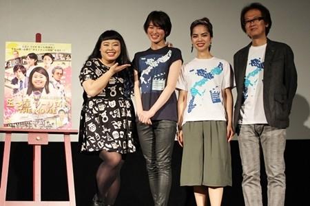 渡辺直美、ハイテンションで作り上げた主演映画「アドリブが止まらない!」
