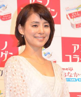 石田ゆり子、CMでチャーミング ... : スマホから印刷 : 印刷