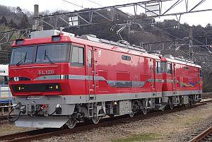 名古屋鉄道、新型電気機関車EL120形の撮影会を実施 - 旧型車との並び撮影も