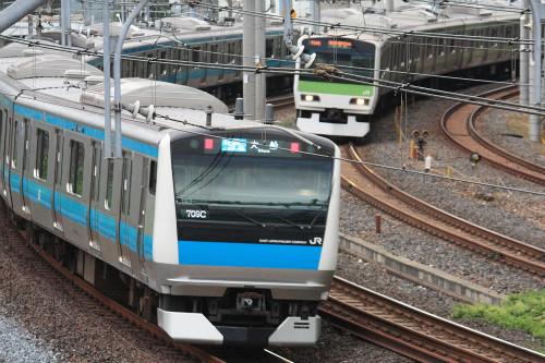 JR山手線・京浜東北線運転見合わせ「神田〜秋葉原間で柱が倒れているため」