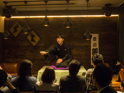 東京都渋谷区で朝食×カルチャーの「朝カル」開始! 落語に映画に演劇も