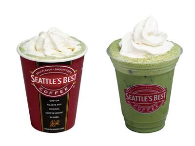 シアトルズベストコーヒーから、抹茶ティラミスのドリンクが期間限定で登場