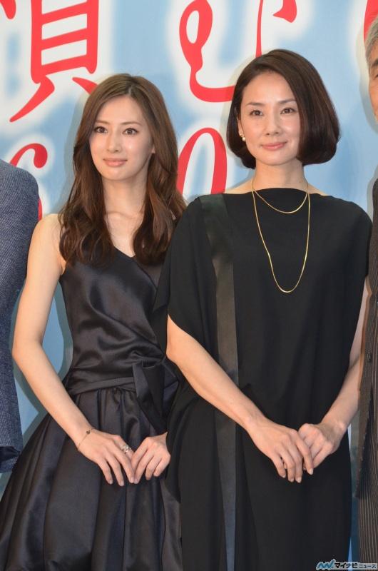 """image:北川景子、""""理想の夫婦""""像は「持ちつ持たれつ、長く一緒にいる夫婦」"""
