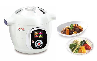 ティファールのマルチクッカーが凄すぎる!『圧力調理』『煮る』『焼く』『蒸す』を全部お任せ!