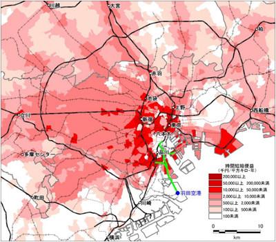 東京都の広域交通ネットワーク計...