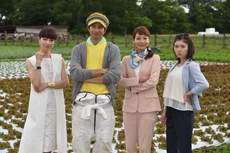 向井理主演『磁石男』第2弾決定! りょうのイメージ崩壊が「すごく楽しみ」