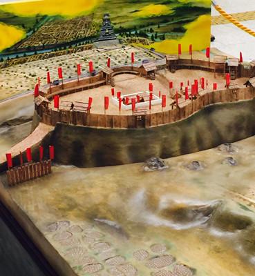 東京都・丸ビルに真田幸村の出城が出現! 上杉、伊達ら武将の甲冑も展示