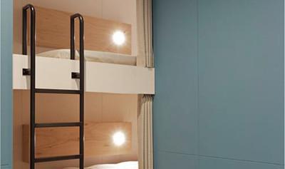 神奈川県川崎市に新ホテル - 2段ベッドから個室まで、客室は ...