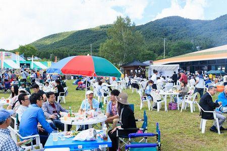長野県で「ウイスキー&ビアキャンプ」開催! 信州の名産品やバーベキューも