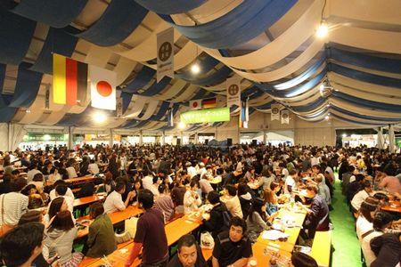 宮城県で「仙台オクトーバーフェスト」開催! 地ビールやソーセージ盛りも
