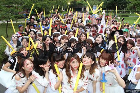 愛知県名古屋市で街全体が会場のハロウィンイベント開催! タレントも登場