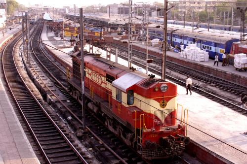 JR貨物「インド国貨物専用鉄道運...
