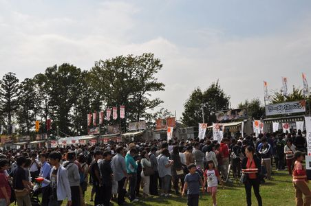 茨城県でラーメンフェスタ開催! 県外も含んだ計12店が自慢の味を披露