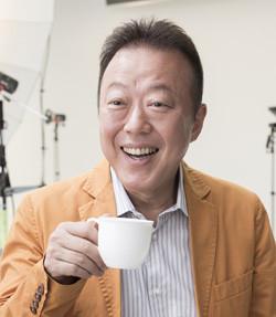 MJOの広告キャラクターに起用された俳優の六平直政さん 今回広告キャラ... 俳優・六平直政がフ
