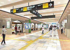 東急電鉄「エトモ中央林間」田園都市線中央林間駅に駅直結型商業施設が開業