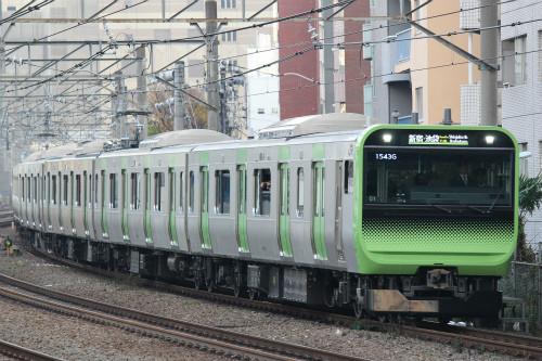 JR東日本E235系、山手線新型車両...