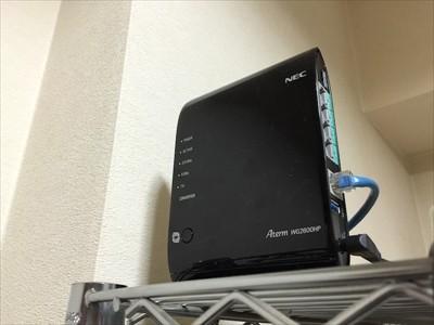 ルーター 置き場 所 wifi