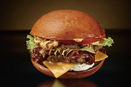 ウェンディーズ、冬向けの「ブリオッシュバーガー」3種を発売