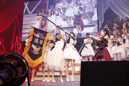 AKB48紅白対抗歌合戦、指原率い...