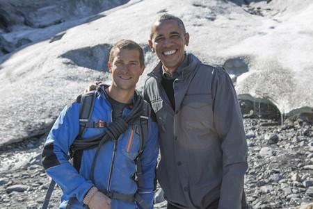 オバマ大統領、サバイバル番組に...