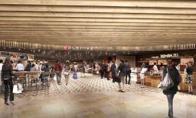 大阪市営地下鉄御堂筋線新大阪駅「新なにわ大食堂」3/30開業 - 11店舗出店