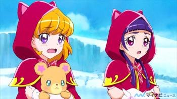 Tvアニメ魔法つかいプリキュア第5話の先行場面カットを紹介