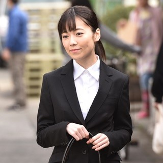 島崎遥香、岡田将生の妹で就活女子大生役「精いっぱい努めたいと思います」