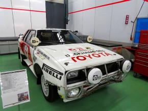 F1! ル・マン! WRC! トヨタ歴代...