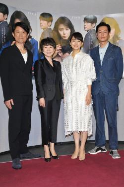 石田ゆり子、大石静の脚本に感嘆「セリフを口にしたときにビックリする ...