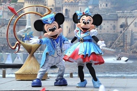 東京ディズニーシー15周年イベント公開! 新ショー&新コスなど見どころ紹介