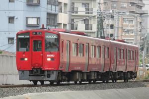 JR豊肥本線で列車脱線・土砂流入...