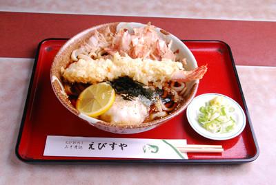 夏に食べたい隠れ名古屋メシえびおろしは、名古屋麺の実力が分かる1品