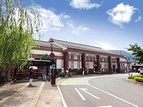 JR西日本、城崎温泉駅の駅舎リニューアル - 温泉の街並みと調和した外観に