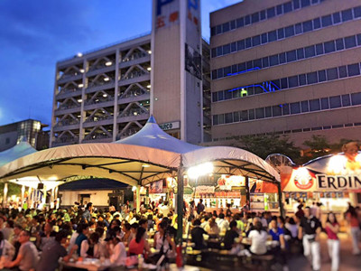 地ビール、ラーメン、ブランド牛も集結! 「松本サマーフェスト」開催