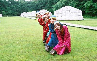 これが20代女子に人気の宿ベスト10--日本でゲルに宿泊、ホテル内が南国も