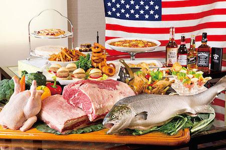 アメリカ料理って知ってる? ロー...